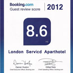 Booking.com - London Serviced ApartHotel