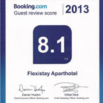 Booking.com - Flexistay ApartHotel