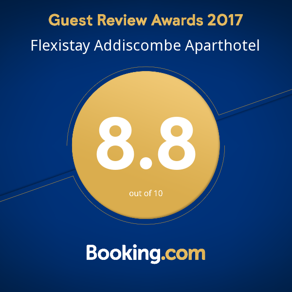 Booking.com - Flexistay Addiscombe ApartHotel 2017