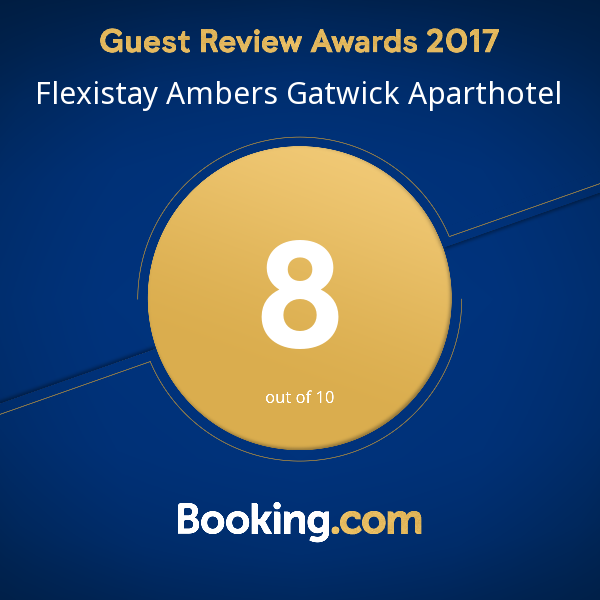Booking.com - Flexistay Ambers Gatwick ApartHotel 2017