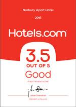 Hotels.com - Norbury Aparthotel