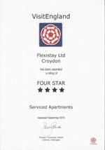 VisitEngland.com - Flexistay Croydon