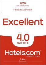 Hotels.com - Flexistay Aparthotel