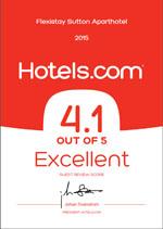 Hotels.com - Flexistay Sutton Aparthotel